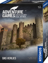 Adventure Games - Das Verlies (Spiel) Cover