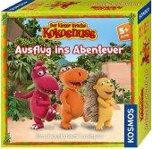 Der kleine Drache Kokosnuss - Ausflug ins Abenteuer (Kinderspiel) Cover