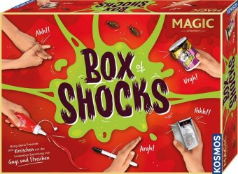 Magic Box of Shocks (Zauberkasten)