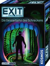 EXIT - Die Geisterbahn des Schreckens (Spiel) Cover