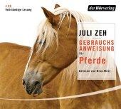 Gebrauchsanweisung für Pferde, 4 Audio-CDs