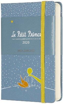 Moleskine 12 Monate Tageskalender - Der Kleine Prinz 2020 Pocket/A6, Fuchs