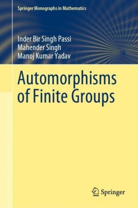 Automorphisms of Finite Groups