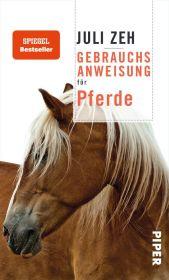 Gebrauchsanweisung für Pferde Cover