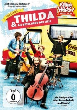 Thilda und die beste Band der Welt, 1 DVD