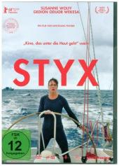 STYX, 1 DVD Cover