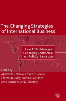 The Changing Strategies of International Business