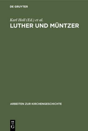 Luther und Müntzer