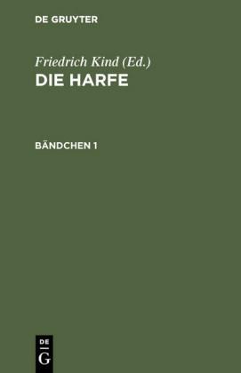 Die Harfe. Bändchen 1