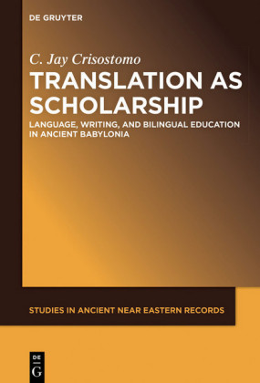 Translation as Scholarship