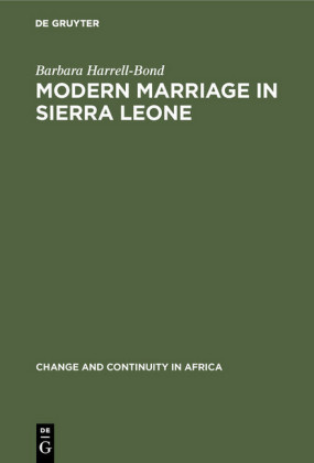 Modern Marriage in Sierra Leone