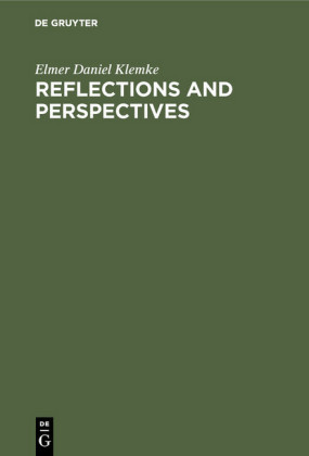 Reflections and perspectives