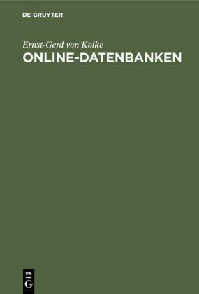 Online-Datenbanken