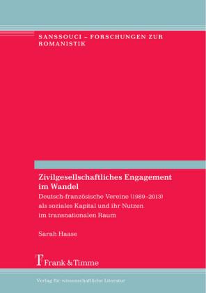 Zivilgesellschaftliches Engagement im Wandel