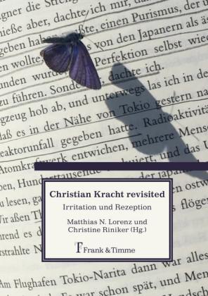 Christian Kracht revisited