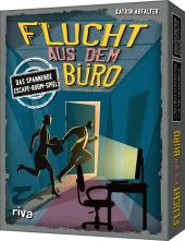 Flucht aus dem Büro - Das spannende Escape-Spiel (Spiel)