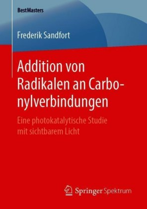 Addition von Radikalen an Carbonylverbindungen