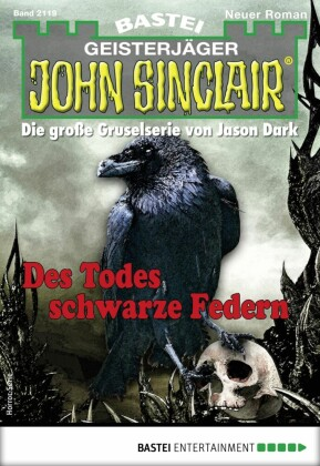 John Sinclair 2119 - Horror-Serie