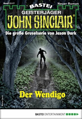John Sinclair 2117 - Horror-Serie