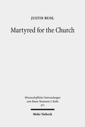 Martyred for the Church