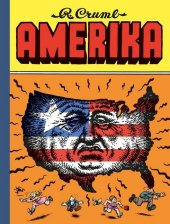 Amerika Cover