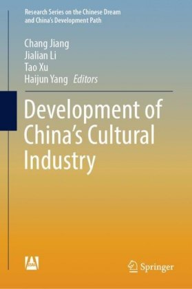 Development of China's Cultural Industry