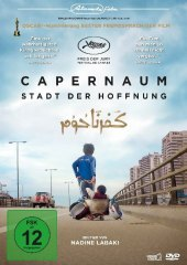 Capernaum - Stadt der Hoffnung, 1 DVD