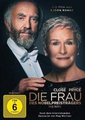 Die Frau des Nobelpreisträgers, 1 DVD Cover
