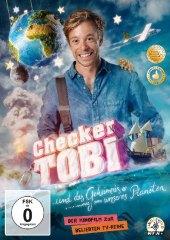 Checker Tobi und das Geheimnis unseres Planeten, 1 DVD Cover