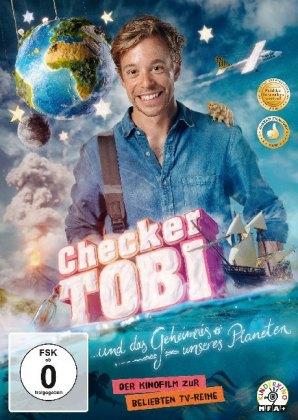 Checker Tobi und das Geheimnis unseres Planeten, 1 DVD