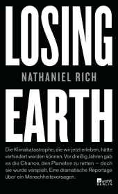 Losing Earth Cover