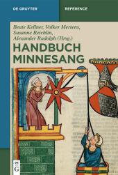 Handbuch Minnesang