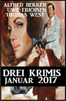 Drei Krimis - Januar 2017