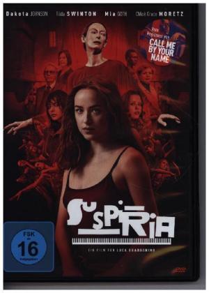 Suspiria, 1 DVD