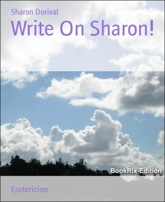 Write On Sharon!