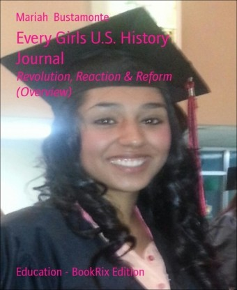 Every Girls U.S. History Journal