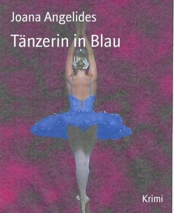 Tänzerin in Blau