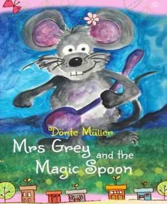Mrs Grey and the Magic Spoon