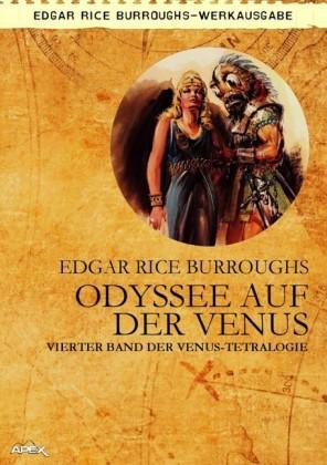 ODYSSEE AUF DER VENUS - Vierter Roman der VENUS-Tetralogie