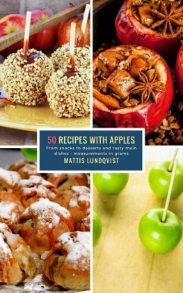 50 Recipes with Apples