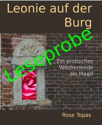 Leseprobe aus Leonie auf der Burg