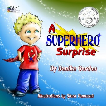 A Superhero Surprise
