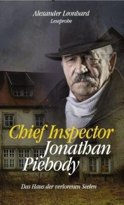Chief Inspector Jonathan Piebody - kostenlose Leseprobe