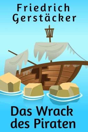 Das Wrack des Piraten