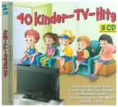 40 Kinder TV-Hits, 2 Audio-CDs