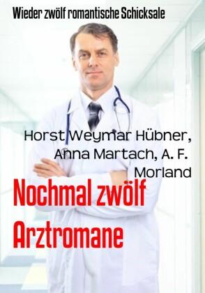 Nochmal zwölf Arztromane