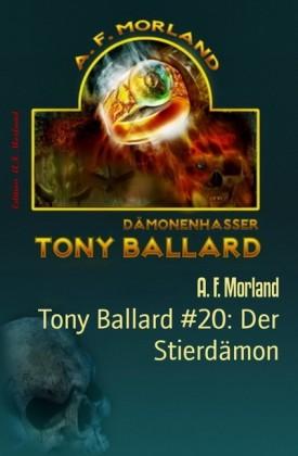 Tony Ballard #20: Der Stierdämon