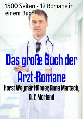 Das große Buch der Arzt-Romane