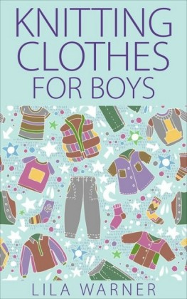 Knitting Clothes for Boys