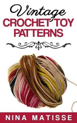 Vintage Crochet Toy Patterns